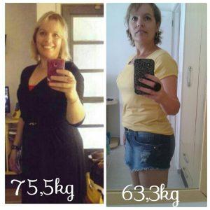 120_Lilian Cristine Bizarro 12kg em 6meses, hoje estou estabilizada