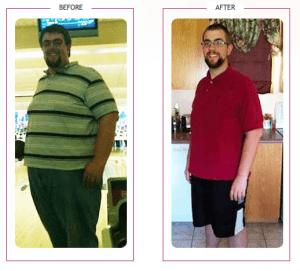 147_Matthew K. lost 116 lbs