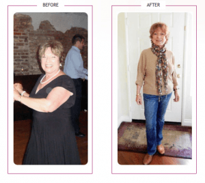 190_Sandy Lost 30 lbs