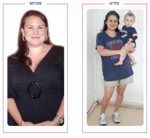 019_April lost 25 lbs