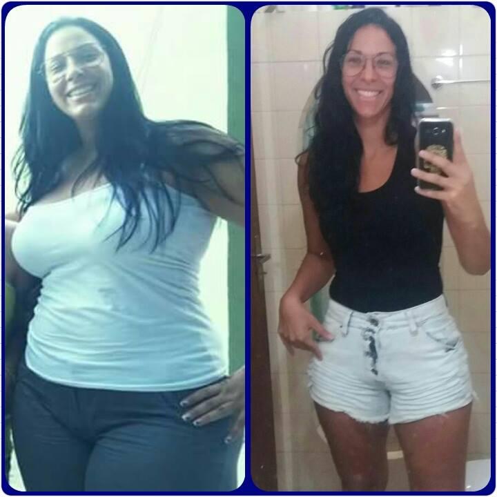 074_Gabriela Amorim Objetivo atingido em 10 meses, menos 40 quilos