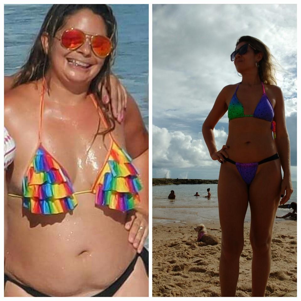 228_Beth Pires Menos 30 kg em 7 meses